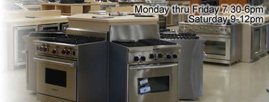 Appliance Repairs and Services Madison/Janesville/Evansville